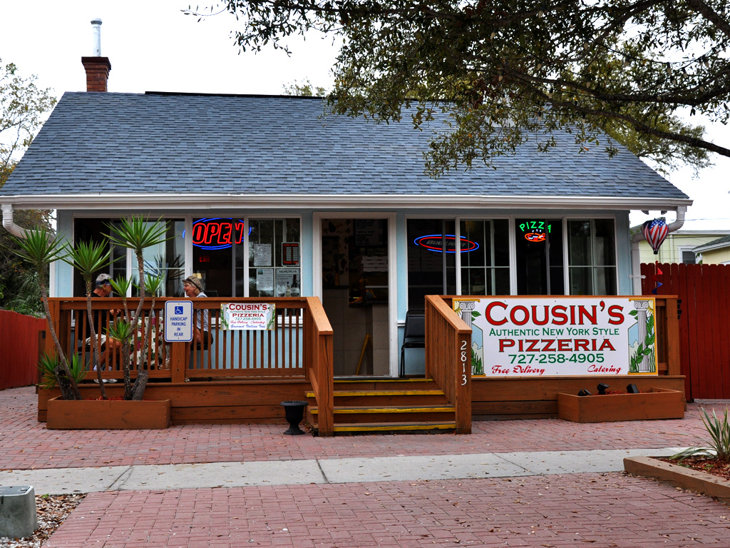 Cousin's Pizzeria