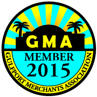 Gulfport Merchant's Association Member 2015