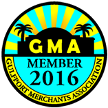 Gulfport Merchant's Association Member 2016