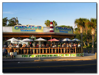 O' Maddys Bar and Grille in Gulfport, Florida