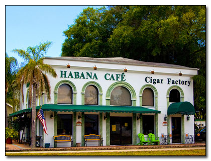 Habana Cafe in Gulfport, Florida