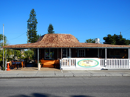 Little Tommies Tiki Bar - Historic Waterfront District (Dinner)