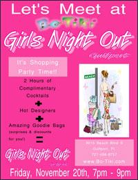 Bo-Tiki Girls Night Out
