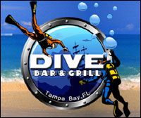 Dive Bar and Grill in Gulfport, FL