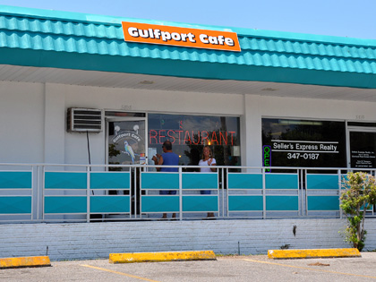 Gulfport Cafe - Townshores (Breakfast and Lunch)
