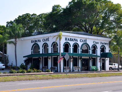 Habana Cafe - Gulfport Blvd. (Lunch and Dinner)