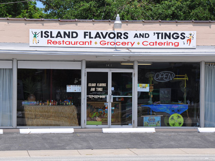 Island Flavors and Tings