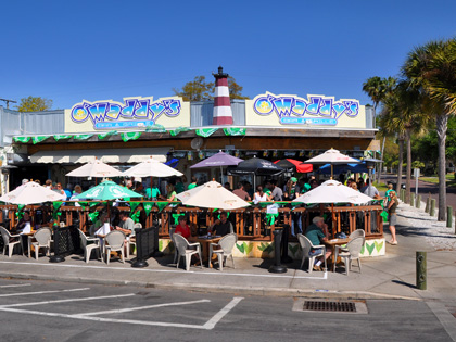O' Maddy's Bar and Grill - On the Waterfront (Lunch and Dinner)